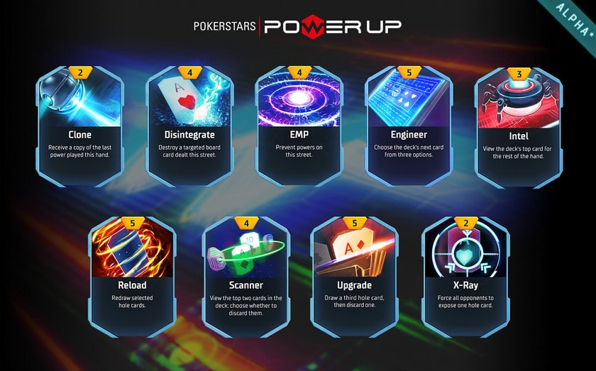 Power Up от PokerStars