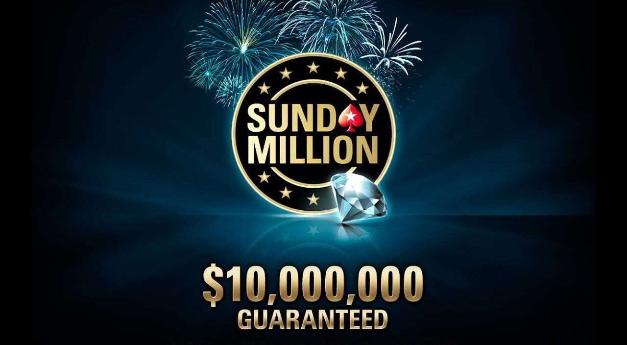 Sunday Million 10kk GTD