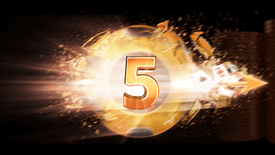 Fast Five PartyPoker