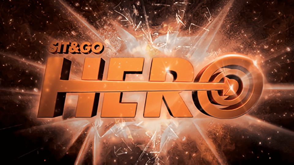 Sit & Go HERO PartyPoker