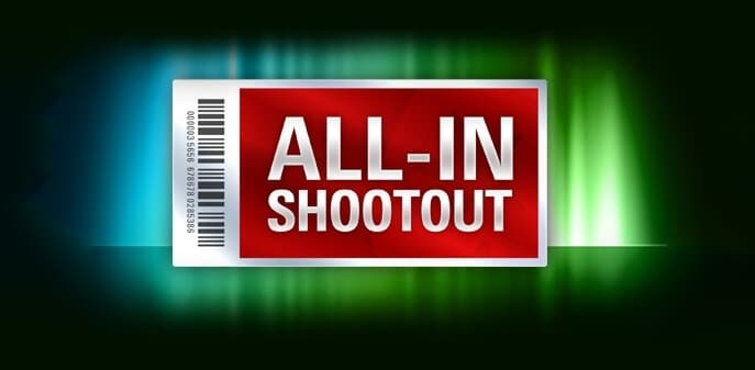All-in Shootout PokerStars